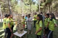 TIRMANMA DUVARI - Büyükşehir Erikçe Macera Parkının Farkına Yoğun İlgi