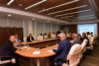 TÜRKIYE İŞ KURUMU - Denizli İl İstihdam Ve Mesleki Eğitim Kurulu Toplantısı Yapıldı