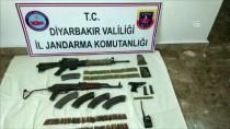 Diyarbakır'da 2 Teröristin Etkisiz Hale Getirildiği Operasyon