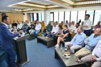 PATENT - DTO Başkanı Erdoğan'dan Denizli Ekonomisine İlişkin Açıklama Açıklaması