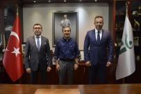 BAŞKANLIK YARIŞI - Elagöz'den Başkan Ataç'a Ziyaret