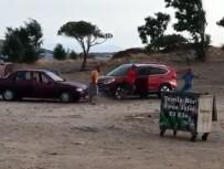 EMEKLİ ALBAY - Emekli Albay Trafikte Tartıştığı Kişiyi Silahla Vurdu