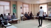 SIIRT BELEDIYESI - Görevlendirme Yapılan Belediyeden İşaret Dili Kursu