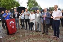 KADİR ALBAYRAK - Hacı Adayları Uğurlandı