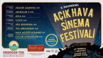 NOSTALJI - İlkadım Belediyesi Açık Hava Sinema Festivali Başlıyor