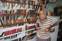 DÖNER BIÇAĞI - Kahramanmaraş'tan Avrupa'ya kurban bıçağı