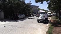 MİNİBÜSÇÜ - Kavgada Durdurmak İstediği Minibüsün Çarptığı Suriyeli Öldü