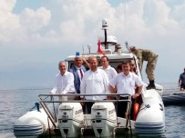 GÜZELYALı - Kaymakamlık Kupasında Yelkenler Fora