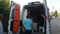 FARABI - Kaza Sonrası Silahlar Konuştu Açıklaması 1 Yaralı