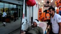 Kırşehir'de Çıkan Kavgada Bir Kişi Kulağından Yaralandı