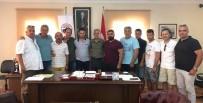 MUSTAFA AYHAN - Kuşadası Gençlikspor Yönetimi Güven Tazeledi