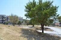 KUŞADASI BELEDİYESİ - Kuşadası'nda 5 Yeni Parkın Yapımı Devam Ediyor