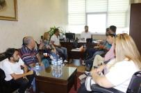 TÜRKIYE SAKATLAR DERNEĞI - Mersin Barosu 'Engelli Hakları Merkezi' Kuruyor