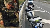 Motosiklet Kazasında Yaralanan Uzman Çavuş Hayatını Kaybetti
