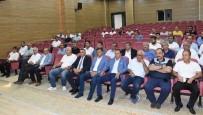SANAYİ BÖLGELERİ - MTSO Meclis Toplantısı Doğanşehir'de Yapıldı