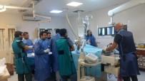 BÖBREK YETMEZLİĞİ - Muş Devlet Hastanesinden Başarılı Bir Operasyon Daha