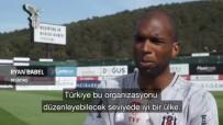 RYAN BABEL - Ryan Babel'den Türkiye'ye Euro 2024 Desteği