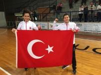 DANIMARKA - Sandıklılı Sporcu Dünya İkincisi Türk Milli Takımının Kaptanı