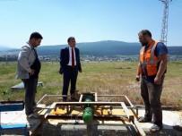 AHMET ARSLAN - Sarıkamış'ta İçme Suyu Arıtma Tesisi Yenilendi