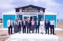 TEKNOPARK - Şeyh Edebali Üniversitesi Teknoparkı İlk Girişimcisine Kavuştu