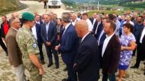 ARNAVUT - Türk Askeri Kosova'da Yol Yaptı