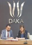 İSTANBUL KÜLTÜR SANAT VAKFı - 'Tuşba Kent Tiyatrosu Projesi'nin Sözleşmesi İmzalandı