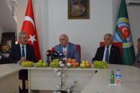ŞEMSI BAYRAKTAR - TZOB Başkanı Bayraktar'dan Süt Fiyatlarına İlişkin Flaş Açıklama Açıklaması