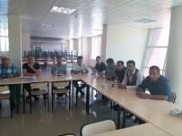 İNCİ KEFALİ - Van'da 'İnci Kefali Av Yasağı' Değerlendirme Toplantısı