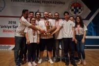 Yalova Belediyespor Satranç 1. Ligine Yükseldi