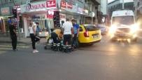 Yalova'da Ters Yön Kazası Açıklaması 2 Yaralı