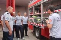 İTFAİYE MÜDÜRÜ - Yangınlara En Fazla Etken Cam Şişeler