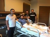 ÖMER ŞİŞMANOĞLU - Yeni Malatyaspor'da Eren Tozlu Ameliyat Oldu