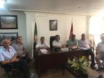 FINDIK TOPLAMA - Ziraat Odası Başkanları Akçakoca'da Toplandı