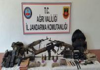 TIBBİ MALZEME - Ağrı'da Mevlüt Bengi'nin İntikamı Alındı