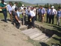 Ardahan'da Bulunan Rus Subayın Cesedi Toprağa Verildi