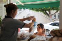 DEVRAN KUTLUGÜN - 'Askıda Ekmek Projesi'ne Mersin'den Destek
