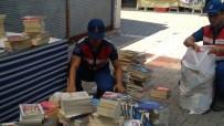 GÜZELÇAMLı - Aydın'da 1469 Adet Korsan Kitap Ele Geçirildi