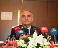 SAYıLAR - Bakan Ersoy, 'Turizmde Yüzde 30'Luk Artış' (1)