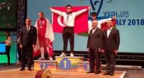 Mehmet Kasapoğlu - Bakan Kasapoğlu'ndan Avrupa Şampiyonu Onur Demirci'ye Tebrik