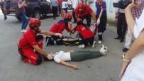 Bartın Devlet Hastanesi'ndeki Yangın Tatbikatı Gerçeği Aratmadı