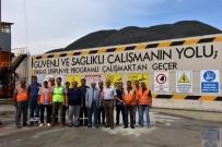 KADİR ALBAYRAK - Başkan Albayrak Hacıköy Asfalt Plenti Çalışmalarını Yerinde İnceledi
