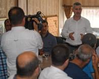 FETHİ GEMUHLUOĞLU - Başkan Çınar'dan Akpınar'a Ziyaret