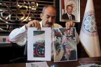 KAPALI ÇARŞI - Başkan Gülsoy Açıklaması 'Heykel Tehlike Arz Ettiği İçin Esnafımızın İsteği Doğrultusunda Kaldırıldı'