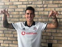 GARY MEDEL - Beşiktaş, transferini resmen açıkladı