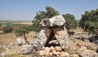MEHMET ALKAN - Besni'de Dolmen Mezarları Bulundu