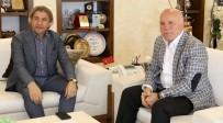 MEHMET SEKMEN - Beyoğlu Belediye Başkanı Demircan'dan Başkan Sekmen'e Övgü