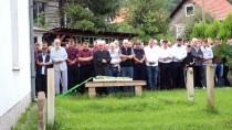 ALTUNIZADE - Bosnalı Arslan Bebek Toprağa Verildi