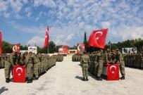 Burdur'da Aileleri Gururlandıran Yemin Töreni