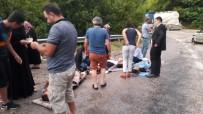 Bursa'da Kazada Can Pazarı Açıklaması 5 Yaralı