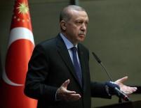 KANAAT ÖNDERLERİ - Cumhurbaşkanı Erdoğan'dan Güney Afrika'ya FETÖ Uyarısı